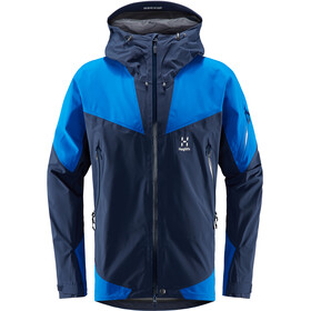 Haglöfs Roc Spire Jacket Herre Tarn Blue/Storm Blue